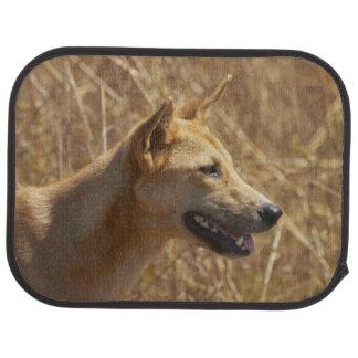 Dingo (Canis lupus dingo) Car Floor Mat