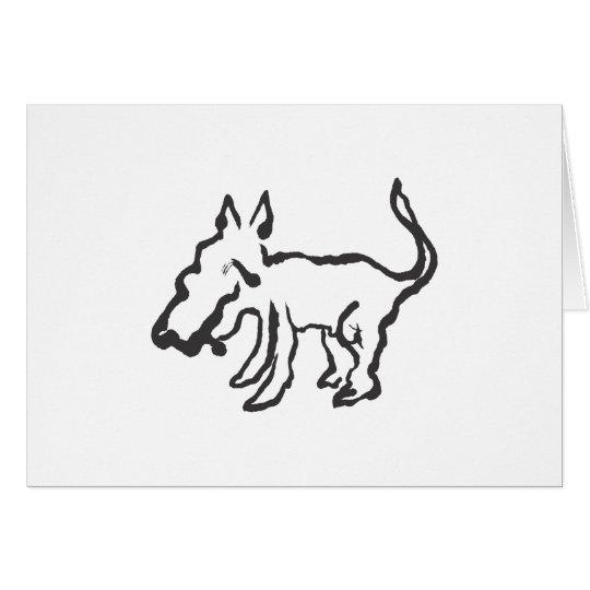 Dingo Card