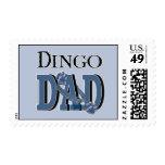 Dingo DAD Stamp