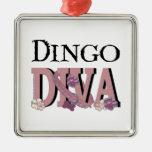 Dingo DIVA Christmas Ornament