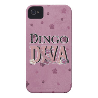 Dingo DIVA iPhone 4 Cover