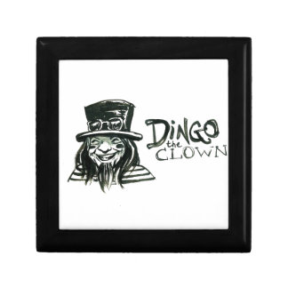 Dingo Dizmal portrait done by Kevin Reynolds. Jewelry Box