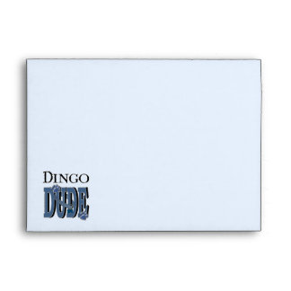 Dingo DUDE Envelope