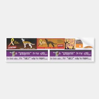 Dingo Voices / Car Safety Bumper Sticker