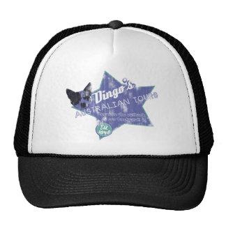 Dingo's Australian Tours Mesh Hat