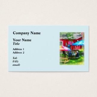 Dining Al Fresco Business Card