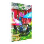 Dining Al Fresco Gallery Wrapped Canvas
