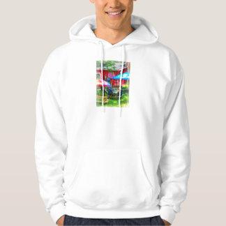 Dining Al Fresco Hooded Sweatshirt