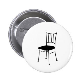 dining chair pinback buttons