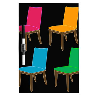 dining chair Dry-Erase board