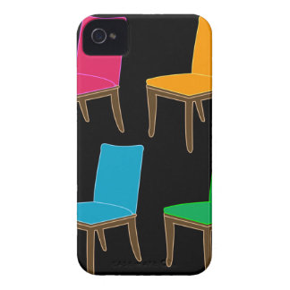 dining chair iPhone 4 case
