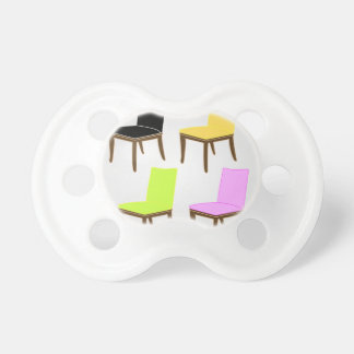 dining chair pacifier