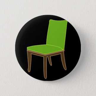 dining chair pinback button