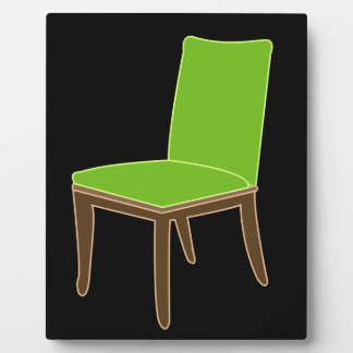 dining chair plaque