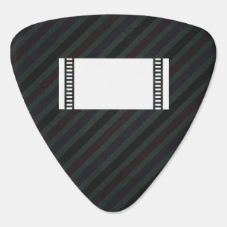 Dining Cloths Pictograph Guitar Pick