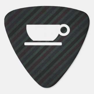 Dining Cups Pictograph Guitar Pick