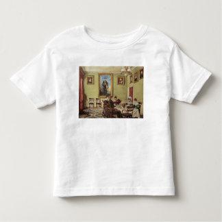 Dining room at Langton Hall Toddler T-shirt