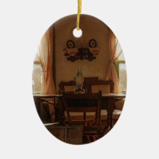 Dining Room Ceramic Ornament