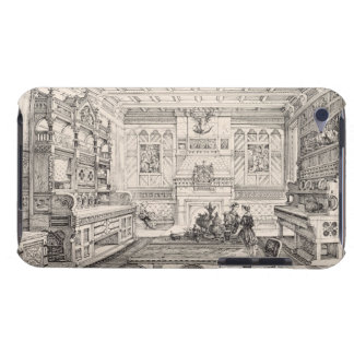 Dining Room, from 'Examples of Ancient and Modern Barely There iPod Case