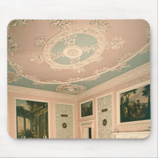 Dining room furniture, 1767 mouse pad