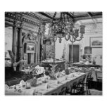 Dining Salon:  The Great Eastern Posters