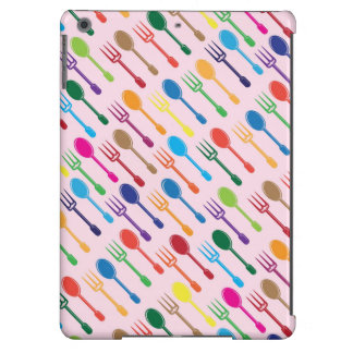 Dining Texture iPad Air Cover