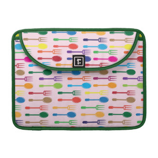 Dining Texture MacBook Pro Sleeve