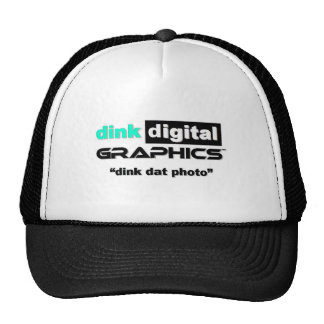 Dink Digital Graphics Trucker Hat