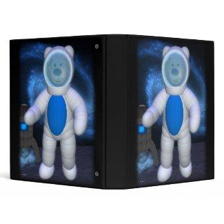 Dinky Bear in Space