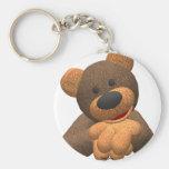 Dinky Bear Keychains