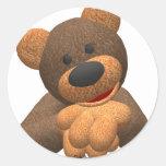 Dinky Bear Stickers