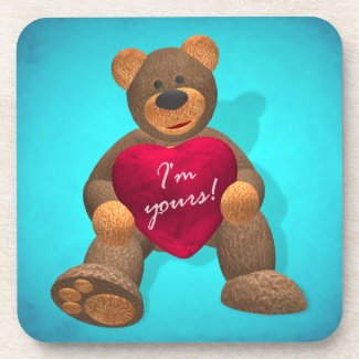 Dinky Bear with Heart