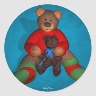 Dinky Bear with Teddy