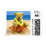 Dinky Bears: ALOHA! Stamp