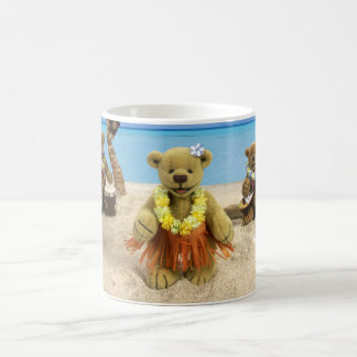 Dinky Bears: Beach Fun Coffee Mug