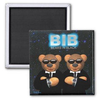 Dinky Bears in Black