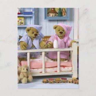 Dinky Bears Bedtime