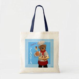 Dinky Bears Chef: Pasta bag
