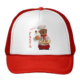 Dinky Bears Chef: Pasta Trucker Hat