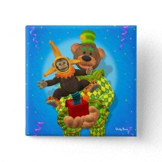 Dinky Bears Clown & Mr. Zippy in the Box