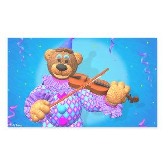 Dinky Bears Clown with Violin