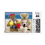 Dinky Bears: Day at the Beach Postage