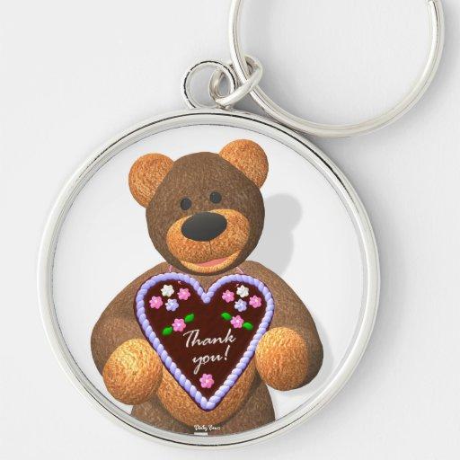 Dinky Bears Dearly Tidings 1 Key Chains