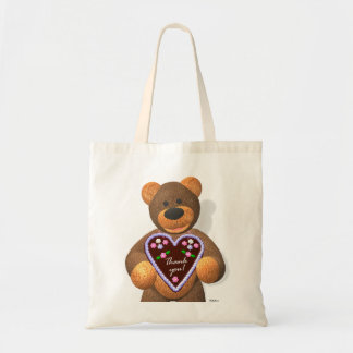 Dinky Bears Dearly Tidings 1 Tote Bag