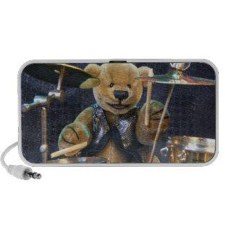 Dinky Bears Drummer