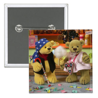 Dinky Bears Fairground Fun Button