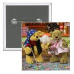Dinky Bears Fairground Fun Pins