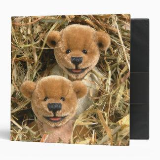 Dinky Bears Farmer Kids Binder
