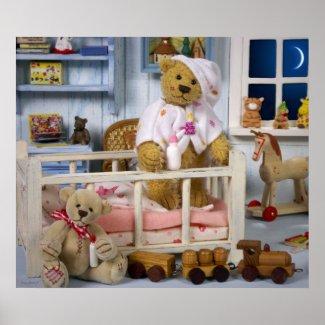 Gute Nacht, Teddy