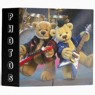 Dinky Bears Guitar Duet Binder